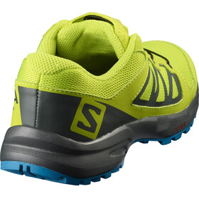 Salomon XA Elevate Shoes Junior acid lime/urban chic/hawaiian surf